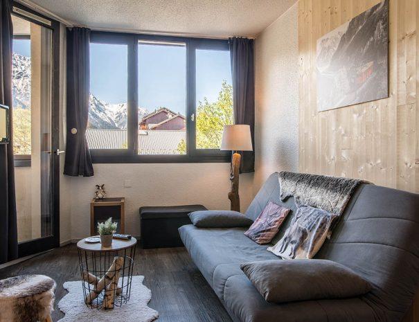 Location Appartement Vacances à Chamonix Au Pied Du Mont-Blanc