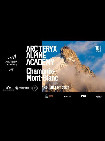 ARC'TERYX ALPINE ACADEMY 2021 2